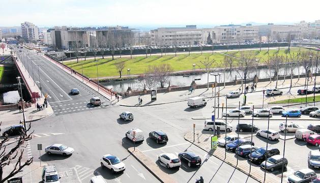 Actualment, el pont Universitat i l'avinguda de l'Estudi General són una de les zones més concorregudes i amb més trànsit de la ciutat.