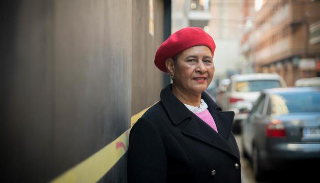 """Sílvia Berrocal: """"Els paramilitars m'amenacen perquè treballo per la pau a Colòmbia"""""""