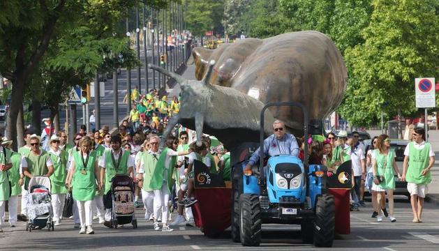 Tanca un Aplec multitudinari amb l'objectiu de ser una festa internacional