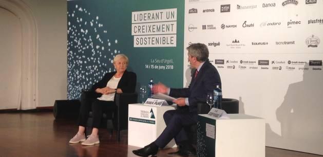 Arrenca la Trobada al Pirineu amb la mirada en el creixement sostenible de les empreses