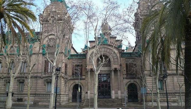 Imagen del Tribunal Superior de Justicia de Catalunya.