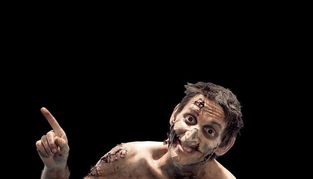 Albert Pla serà a la Llotja amb l'obra 'Miedo'.