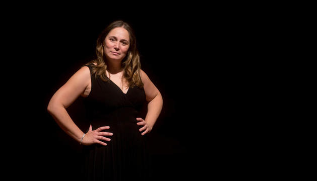 """Marta Infante: """"A les mezzos sempre ens toca fer el paper de dolentes, grans i lletges"""""""