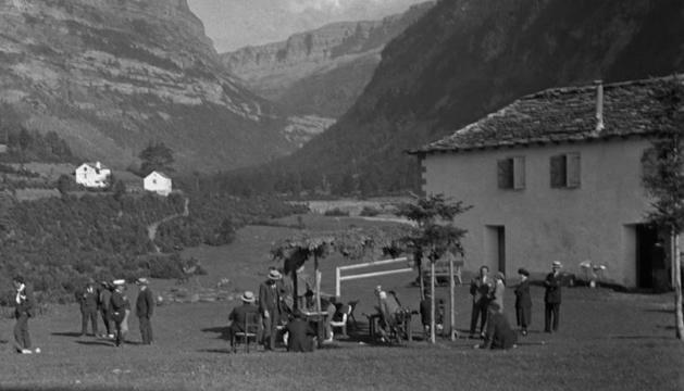 Una de las imágenes del documental 'Ordesa y Monte Perdido, un siglo de Parque Nacional'.