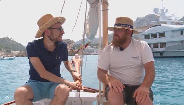Ricard Sabaté de 'Comando al Sol' viaja a Mallorca, uno de los principales destinos vacacionales.