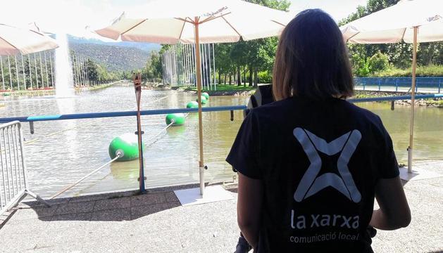 El magazín de tarda de La Xarxa i Lleida TV a la Seu d'Urgell.
