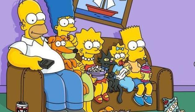 'Los Simpson' se mudan a Neox