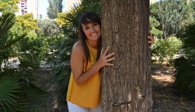 """Jésica Terrón: """"Ens hem de responsabilitzar. La culpa del que sentim no sempre és de la nostra parella"""""""