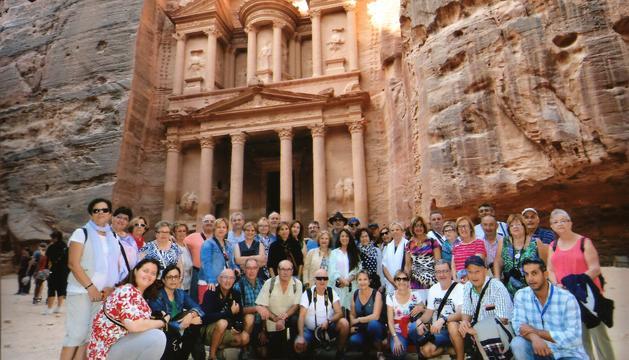 Viatge a Petra.