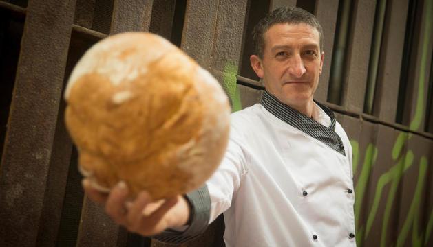 """Josep Miquel Canut: """"El bon pa no és només una qüestió de gust, també és un tema de salut"""""""