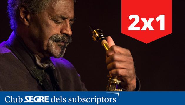 El saxofonista de Missouri (EUA), Charles McPherson.