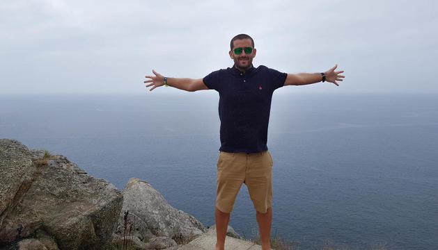"""Albert Torramorell : """"Tothom ha de fer el seu camí de Sant Jaume per veure clar per dins i per fora"""""""