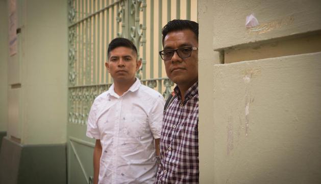 """Jacob Morales i Luis Daniel Navas: """"Ja tenim una sentència de mort, què més ens pot passar?"""""""