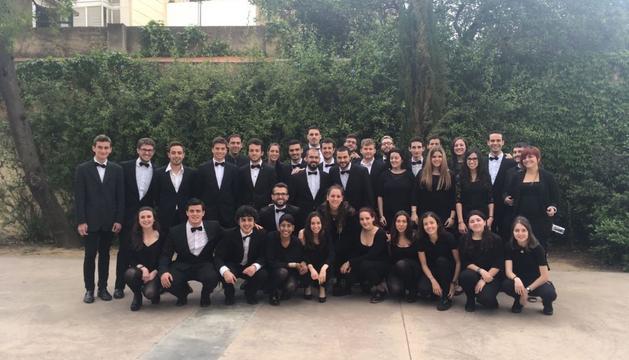 La Jove Orquestra de Ponent interpretarà temes d'autors que es van inspirar als Estats Units.