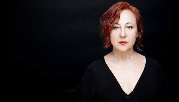L'actriu Carmen Machi protagonitza l'obra 'Cronología de las bestias'.