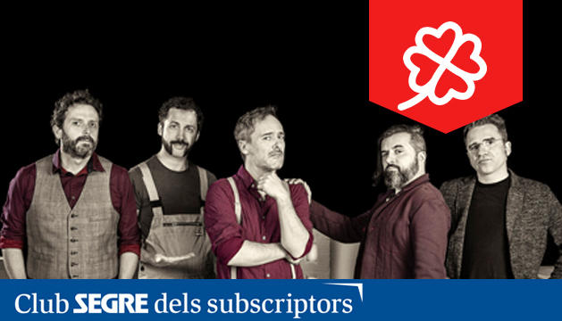 El grup català Love of Lesbian presenta el seu 'Espejos y Espejismos'.