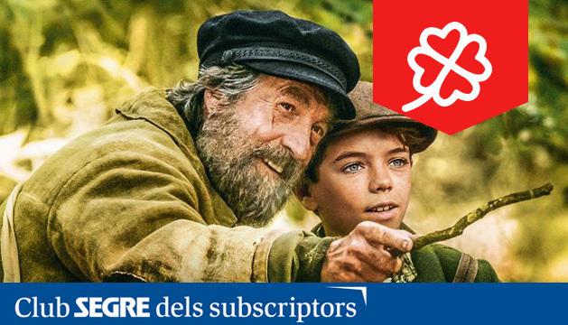 Els protagonistes de la pel·lícula francesa 'La escuela de la vida'.