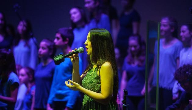 'Els colors del mar' comptarà amb la cantant Gemma Humet acompanyada de Veus, el Cor Infantil Amics de la Unió.