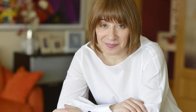 """Sònia Alins: """"El dibuix és el primer llenguatge amb què aprenem de nens, és universal"""""""