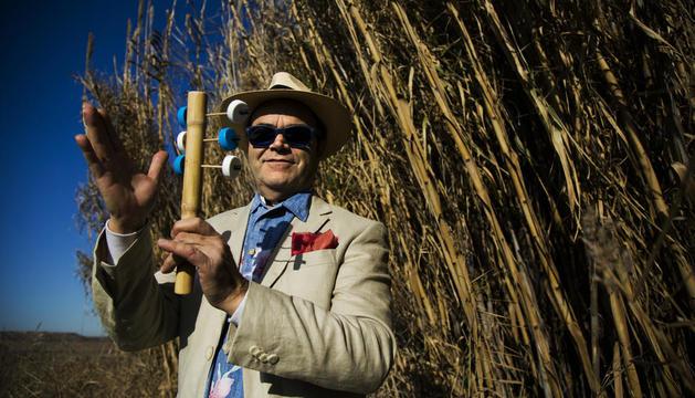 """Francesc Miralles: """"Un bon músic amb una simple canya ha de ser capaç de fer un concert"""""""