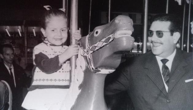 La Raquel i el seu pare