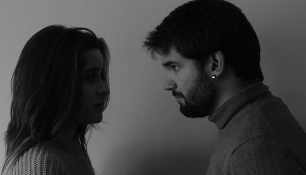 Imatges d'un dels relats del 'booktrailer' de 'Puntos de Inflexión' realitzat per Lidia Lizancos. Es troba disponible a la xarxa social de vídeos Vimeo.