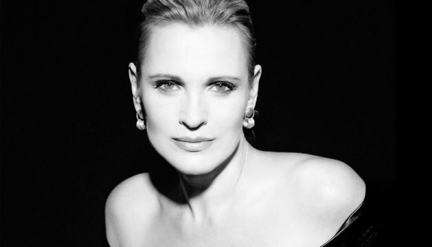 La soprano basca Ainhoa Arteta.