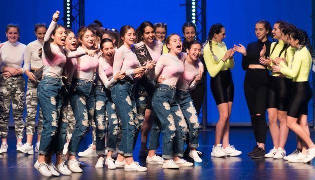 El Freestyle Dance BLG va omplir el Teatre de Balaguer