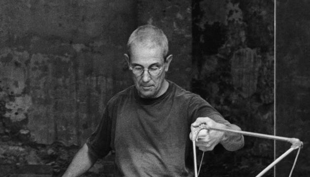 """Joan Baixas: """"L'art és el terreny més pur de la llibertat perquè connecta amb l'esperit humà"""""""