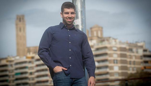 """Isaac Martínez: """"A la vida mai se sap on poden aparèixer noves i bones oportunitats"""""""
