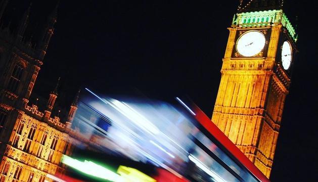 'London'