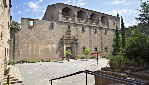 El santuari del Miracle de Riner, un monument declarat Bé Cultural d'Interès Nacional.
