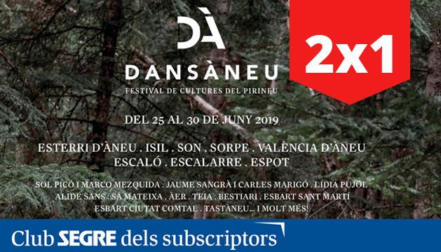 Arriba la 28a edició del Dansàneu, el Festival de Cultures del Pirineu