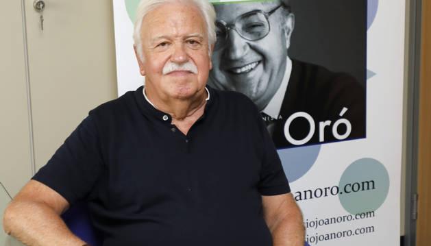 Francesc Oró, sobrino y presidente de la Fundación Joan Oró.