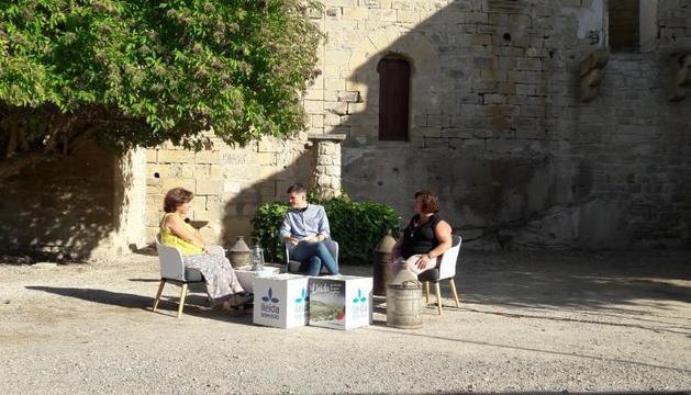 'Ara Lleida Tour', en Les Garrigues