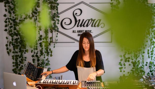 """Alba Canas: """"A Alemanya i a França hi ha més cultura de música electrònica"""""""