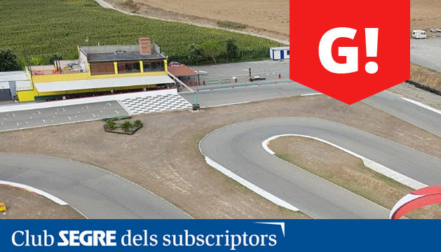 El Circuit 55-84, amb més de deu d'història, és un dels preferits pels amants dels karts i les motocicletes.
