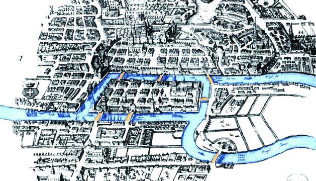 A la ciutat de Köningsberg, actualment Kaliningrad, hi havia l'afició de passejar pels ponts i un dels entreteniments dels seus habitants era comprovar si es podia fer un passeig per tots els ponts passant-hi només un cop. Leonhard Euler va trob ...