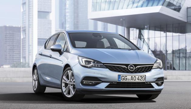 S'erigeix en l'Astra més eficient de la història, amb cinc motors per sota dels 100 g/km de CO2.