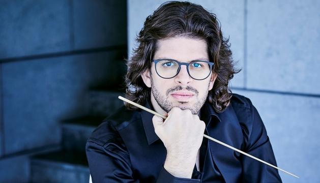 Tomàs Grau dirigeix l'Orquestra Simfònica Camera Musicae que interpretarà obres de Mendelssohn i Mahler.