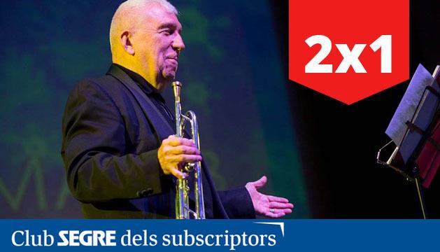 El trompetista rus Valery Ponomarev, considerat un dels millors músics europeus de jazz, actuarà al Jazz Tardor 2019