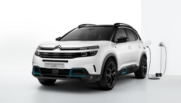 A partir d'aquest SUV, tots els nous models Citroën disposaran d'una versió electrificada.