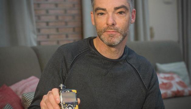 """Óscar López de Briñas """"És important deixar en evidència els mites falsos al voltant de la diabetis"""""""
