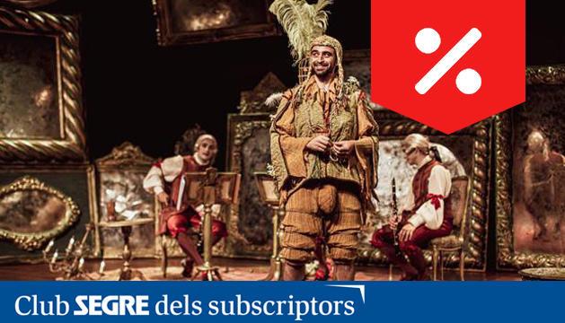 Papageno, un dels personatges més entranyables del món de l'òpera, protagonitza aquest divertit concert.