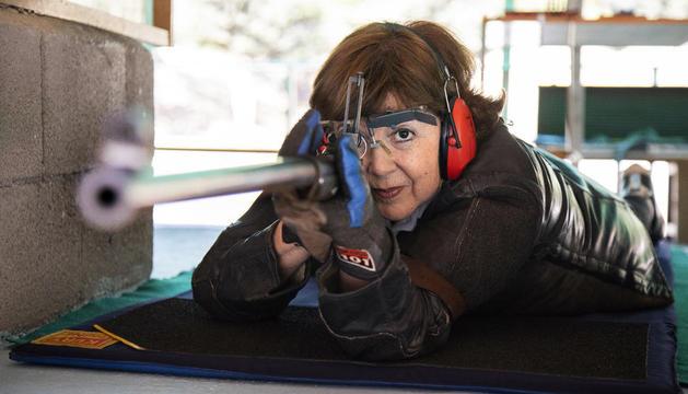 """Nunci Rodríguez: """"Els qui practiquem el tir tenim més obligacions que cap altre esportista"""""""