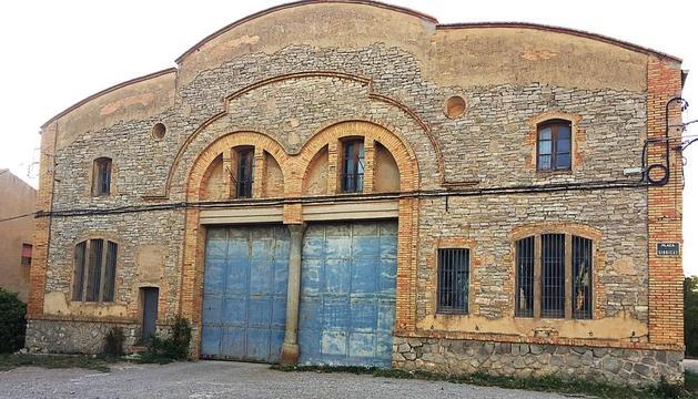 Catedrals del blat
