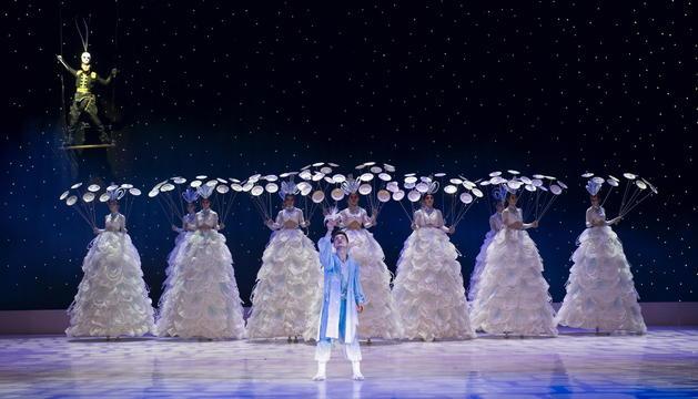 El Gran Circ Acrobàtic Nacional de la Xina ens oferirà un espectacle que ens transportarà a un món màgic.