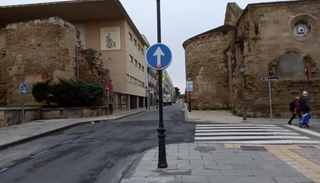 Carrera Sant Martí de Lleida