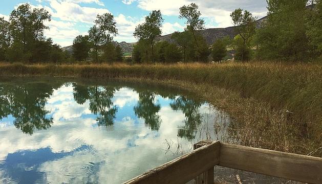 Dos llacs, un oasi