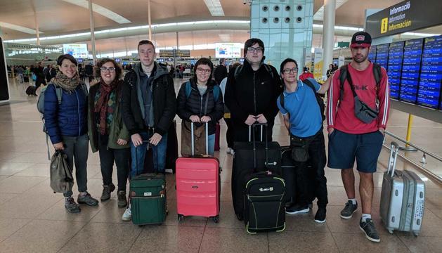L'any passat aquest grup de joves de Tremp, Tàrrega, Lleida i Barcelona va viatjar a Wernigerode (Alemanya).